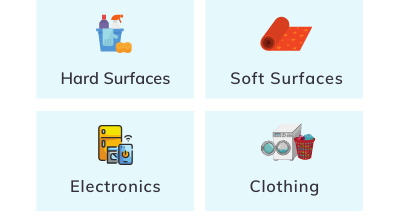 Cleaning and Disinfection for Households Guide