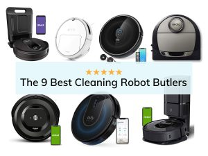 Best Cleaning Robot Butlers