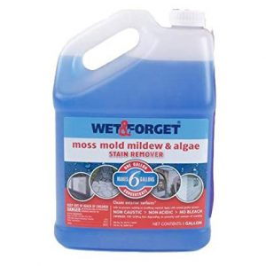 Wet & Forget 10587 Mold and Mildew Cleaner